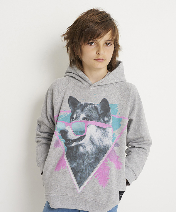 Soft Gallery Wolf Sweatshirt