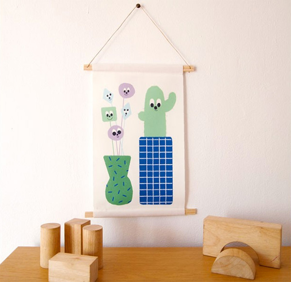 Cactus Banner by Guimo