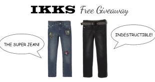 IKKS Free Giveaway