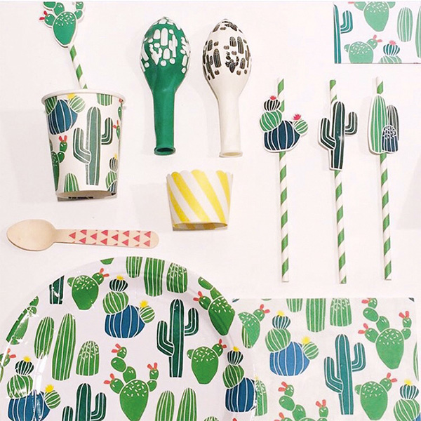 My Little Day - cactus party