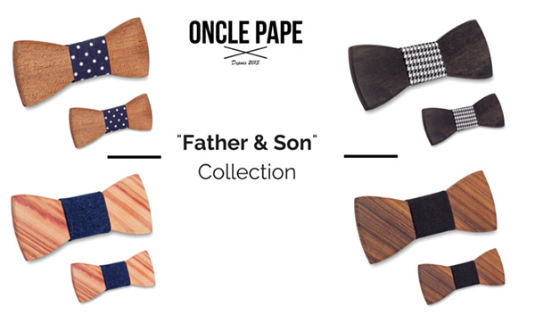 Oncle Pape - Father Son Pack