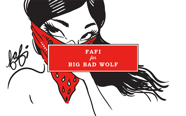 Fafi for Big Bad Wolf