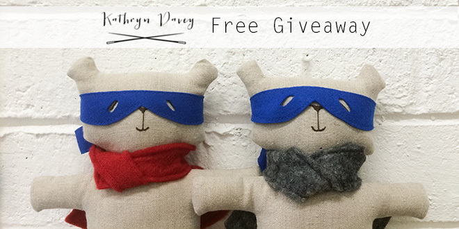 Kathryn Davey Free Giveaway