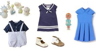 Mode vintage enfant