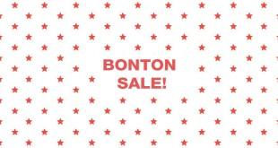 Bonton Sale