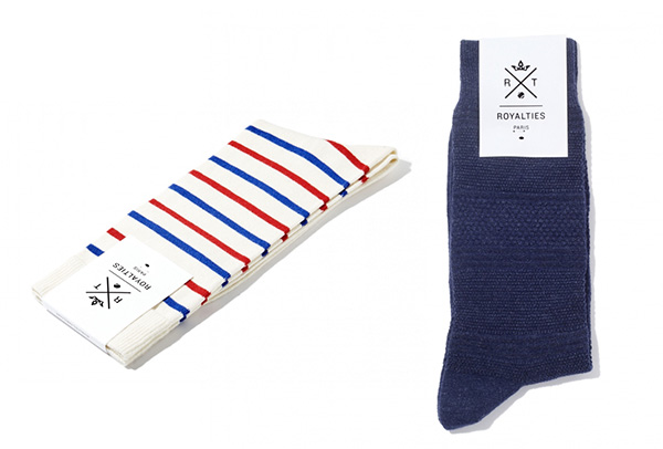 Chaussettes Royalties