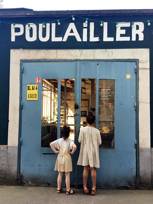 Grand Train Poulailler