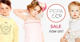 Pepa and Co Kids Fashion