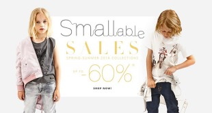 SMALLable kids fashion sale