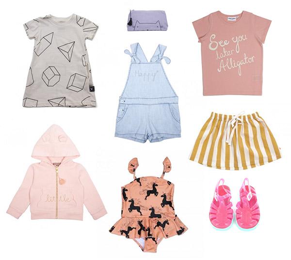 Kidshop Girls Fashion