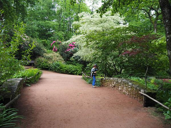 Puy du Fou jardin