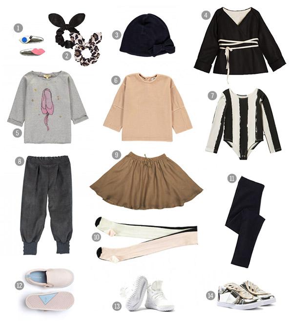 Athleisure girls fashion