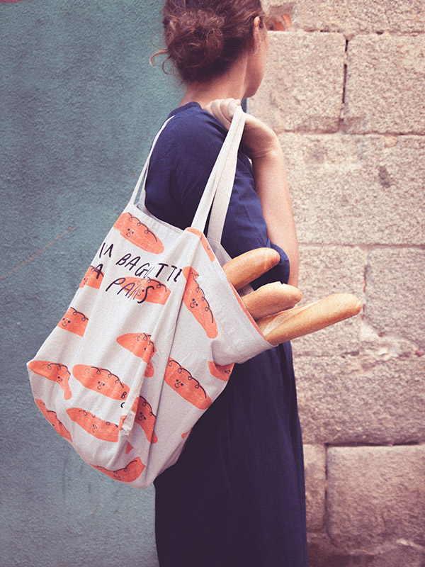 Bobo Choses Une Baguette à Paris Bag