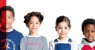 Okaïdi mode enfant pour la rentrée