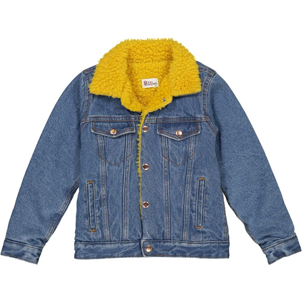 abc123me denim jacket