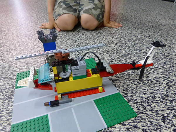 Atelier Enfant Play-Well LEGO