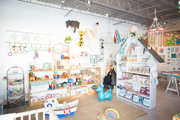 Treehouse Kid & Craft Shop