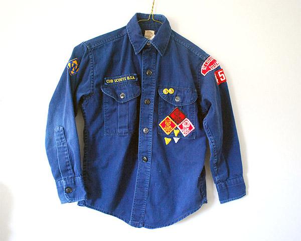 Vintage Boyscout Shirt