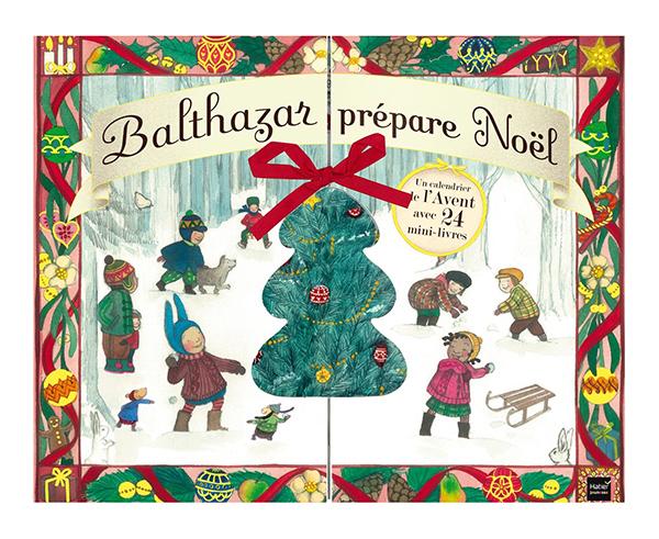 Hatier: Balthazar prépare Noël