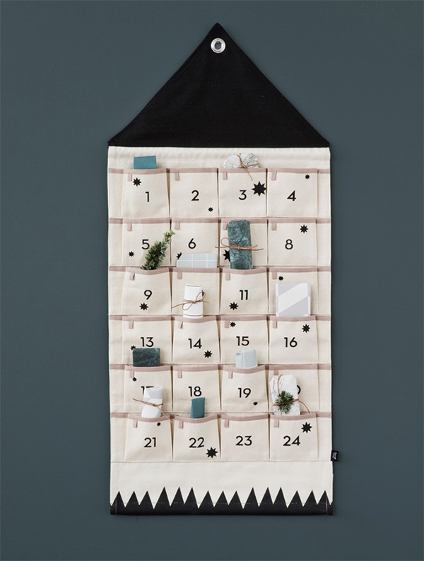 Ferm Living advent calendar