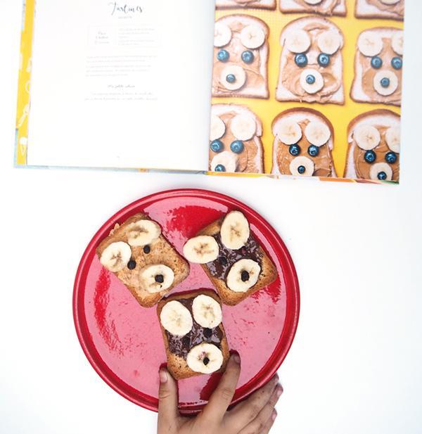 Livre - FOOD avec les Kids