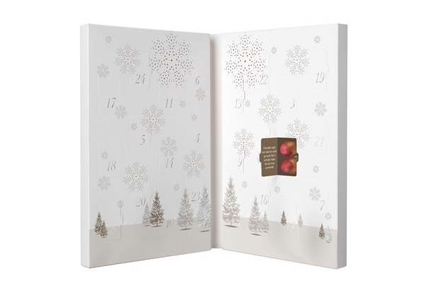 Hotel Chocolat Advent Calendar
