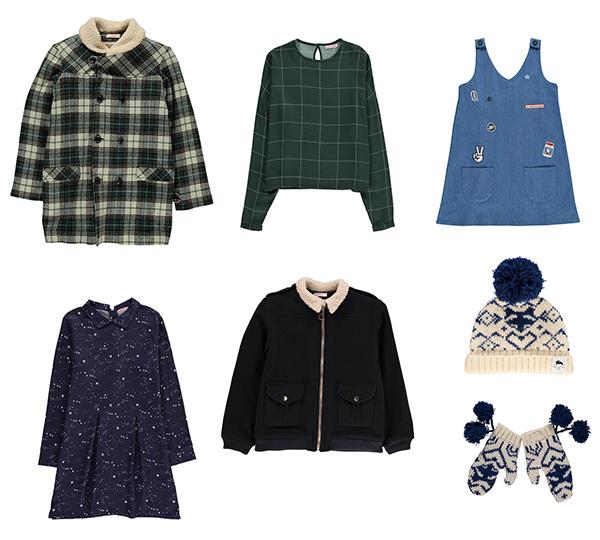 Quenotte kids fashion brand