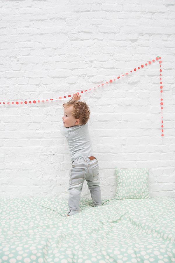 Trixie Baby trivia baby bedding -