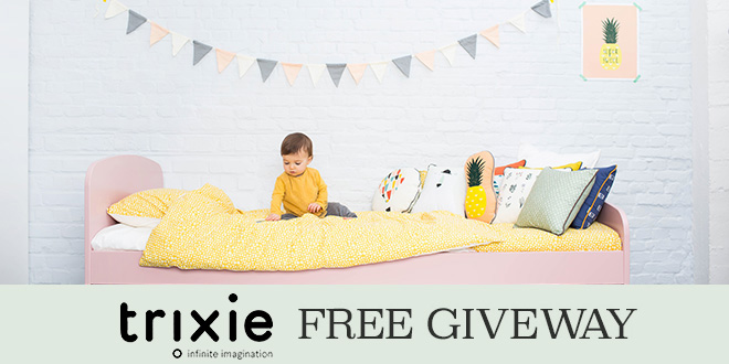 Trixie Baby trixie baby free giveaway: a gift for your child's bedroom! -