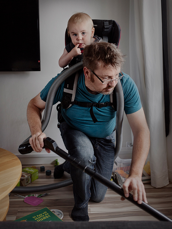 Swedish Dads Photographer Johan Bävman