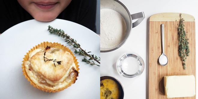 Recipe DIY Chicken heart pies