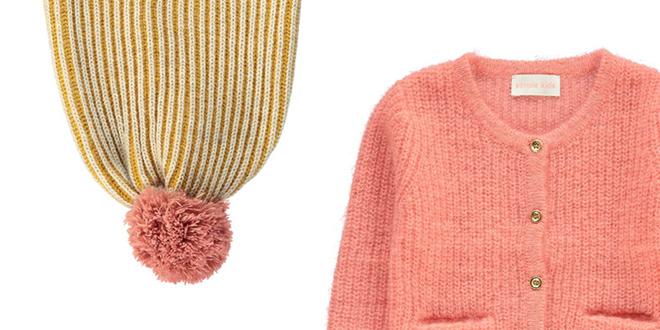 Pink and Yellow kidswear