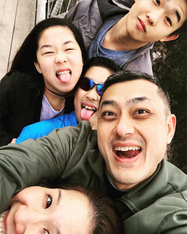 Grace Paik Family