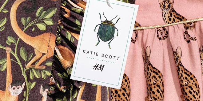 Katie Scott x H&M
