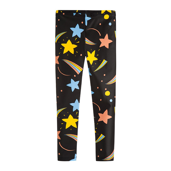 Mini Rodini space leggings