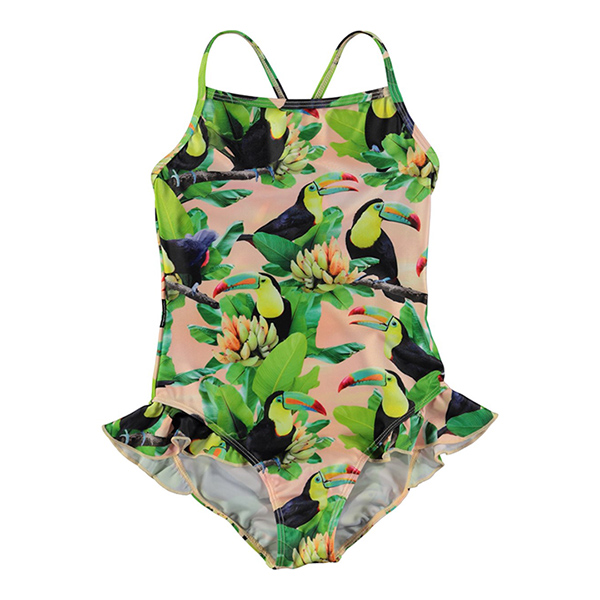 Molo Kids Toucan Swimsuit