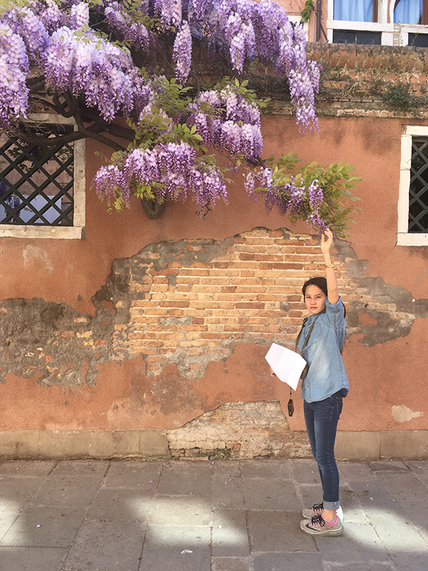 Scavenger Hunt in Venice, Italy