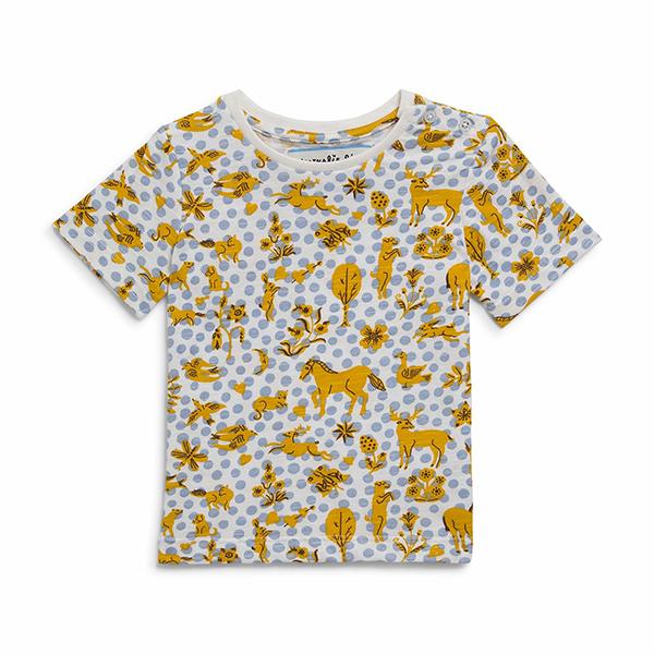 T-shirt - Nathalie Lété pour Monoprix
