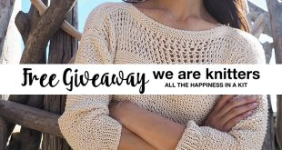 We are Knitters Concours Free Giveaway