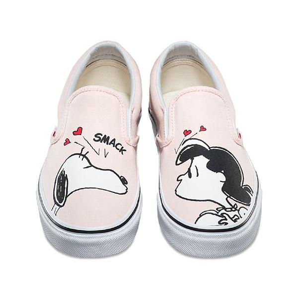 Vans x Peanuts Chaussures SNOOPY BISOU