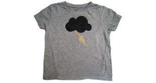 DIY T-Shirt Orage