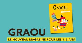 GRAOU Magazine pour enfant