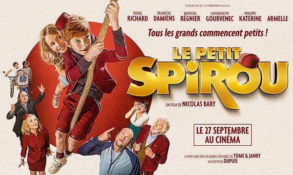 Le Petit Spirou film