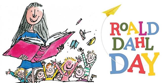 Celebrating Roald Dahl Day