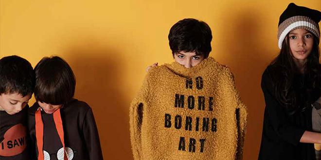 Wolf and Rita - No More Boring Art