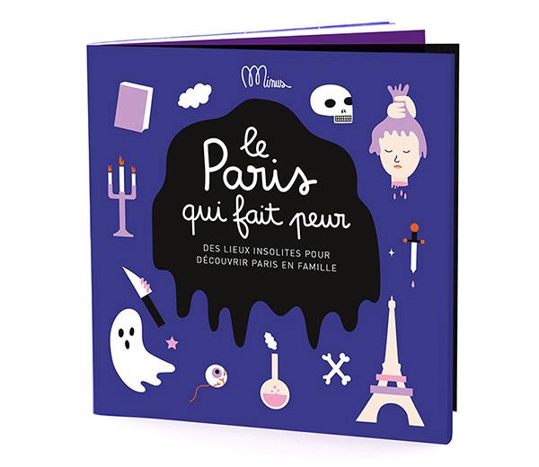 Minus Editions - Paris qui fait peur