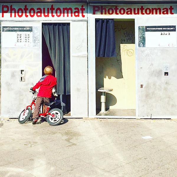 Photoautomat par gregor klar