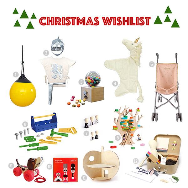 Smallable Christmas list