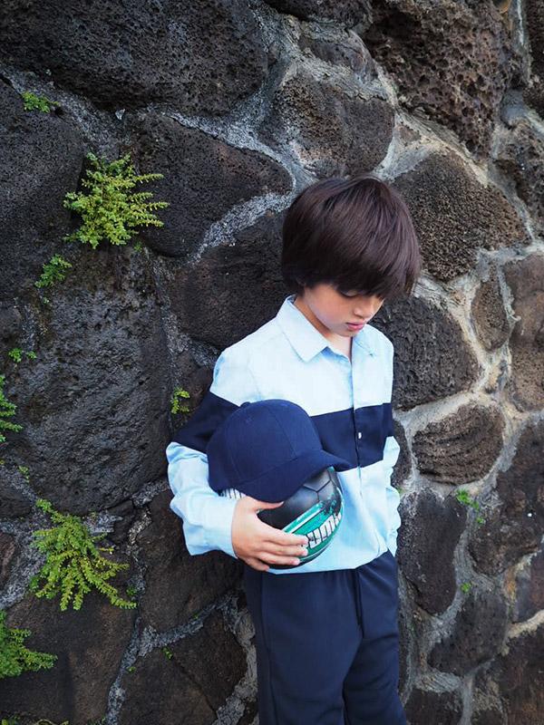 UNAUTHORISED boys fashion brand