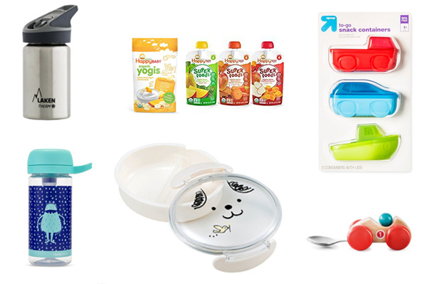 Kids Travel - food containers